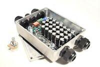 100 A 50 V 12 V 24 V réversible DC vitesse du moteur contrôleur PWM boite étanche Arduino