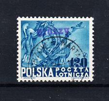 Polen Briefmarken 1950 Groszy Aufdruck T11 Verfassung der USA Mi.Nr. 619 geprüft