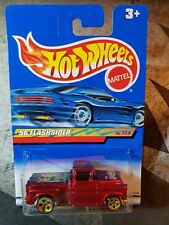 2000 Hot Wheels [#025] '56 Flashsider 1/4 Special (Pick-up) Mint Long Card