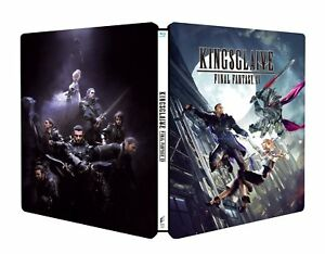 Final Fantasy XV - Kingsglaive (Steelbook) (Blu-Ray) SONY PICTURES