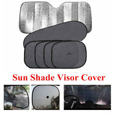6PCS / SET FRONT , SIDE WINDOW CAR SUN SHADE SOLAR UV PROTECTION SUNSHADE