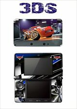 SKIN STICKER AUTOCOLLANT DECO POUR NINTENDO 3DS REF 1 CARS