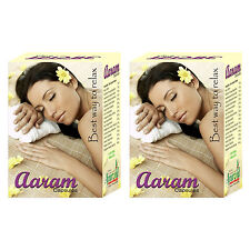Supplements for Insomnia Problem Herbal Pills For Good Sleep 120 Aaram Capsules