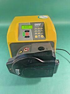 Watson Marlow Peristaltic Pump 620DU Powers on and pump cycles PARTS AND REPAIR