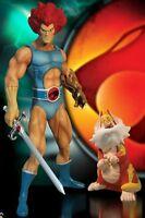 Mezco Thundercats Cosmocats figurine  Lion-O et Snarf