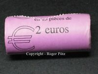 25 x 2 Euro original Sichtrolle Frankreich 1999 - sehr rar -