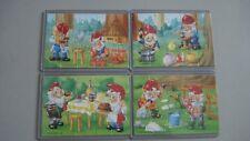 Ferrero Puzzle Zunft der Zwerge 1993 incl all bpz P53