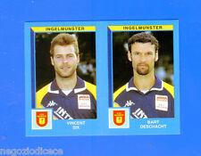 FOOTBALL 2000 BELGIO Panini-Figurina -Sticker n. 431 - INGELMUNSTER -New