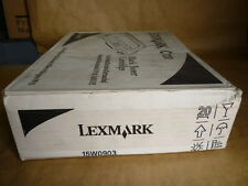 Lexmark 15W0903 Black Toner Cartridge Genuine