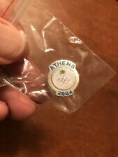 Iraq Olympic NOC Pin From 2004 Athens Games
