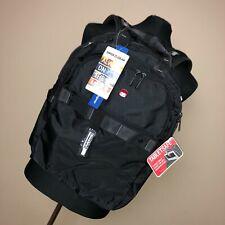Swiss Gear Black TSA Friendly ScanSmart Laptop Backpack - Fits 15 Inch Laptop