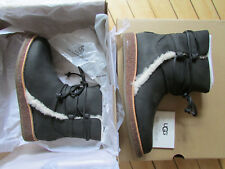 UGG Boots Luisa Water Resist Leather NEW