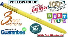 OEM Original S Pen Touch Stylus For Samsung Galaxy Note 9 YELLOW+BLUE Pen USA.