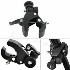 Bicycle Handlebar 1/4 Mount Screw Clamp Bracket Tripod for Camera DV Gopro Hero