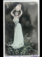 Artiste / Mlle TOLEDO sur scene , cliché REUTLINGER en 1905
