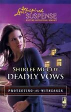 Deadly Vows (Love Inspired Suspense), Shirlee McCoy, 0373443897, Book, Good