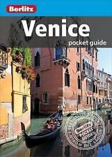 Berlitz: Pocket Guide Venice, APA Publications Limited, New Book