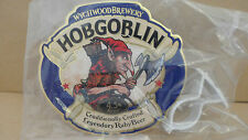 Wychwood Hobgoblin Ruby Ale Beer Pump Clip Pub Collectible NEW with Clip 2