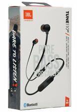JBL TUNE 110BT-In-Ear auriculares inalámbricos Bluetooth-Negro