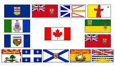 3x5 Wholesale Lot Provinces Provincial Canada Flag 3'x5' Banner Brass Grommets