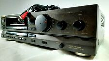 TECHNICS SA-GX100 Quartz Synthesized AM/FM Stereo Receiver【Works Great!】