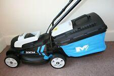 Mac Allister MLMP1200 Corded Rotary Lawnmower