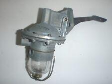 REBUILT Single Action Fuel Pump 59 Edsel V8 & 1959 1960 Ford V8 Cars # 4875