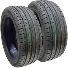 2 2355018 Budget Car 235 50 18 Tyres x2 NEW Budget 235/50 High Performance
