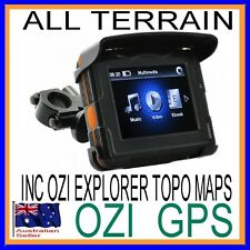 "PEAKLIFE MOTORCYLCLE 4.3""  GPS WITH ROAD and OFF ROAD 4X4 TOPOGRAPHICAL MAPS"