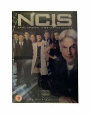 NCIS - Season 9 [DVD] Comlete Ninth Series 6 Discs Box Set BRAND NEW REGION 2