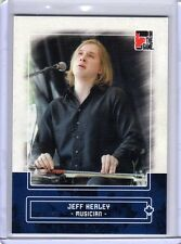 JEFF HEALEY /11 ITG Canadiana Blue Sapphire SP Card #43 Band Musician Angel Eyes