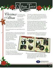 CREATIVE MEMORIES CHRISTMAS ALBUM TUTOR BN & NLA