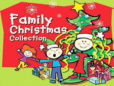 FAMILY CHRISTMAS COLLECTION [Box] (children's xmas) 3 CD SET