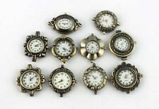 10PCS Mixed Lots Antiqued Bronze Watch Face #20960 FREE SHIP