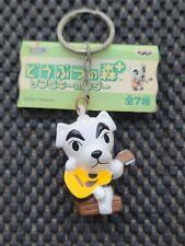 Nintendo Animal Crossing keychain Figure Banpresto 2001 rare promo K.K. SLIDER B