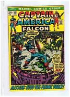 Marvel Comics Captain America #146 F/VF+ 1972