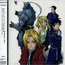 Fullmetal Alchemist Tv manga anime Music Soundtrack Cd 6