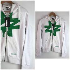Nikita Womens N Star Hoodie Sweater Size M Green Graphic Print New, $69.95