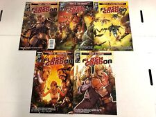Flash Gordon Invasion of the Red Sword #1 2 3 and 5 6 Comic Book Set Ardden 2011