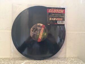 """CLUTCH mad sidewinder 12"""" vinyl record limited 819/5000 fu manchu kyuss sword"""