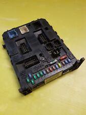 PEUGEOT/CITROEN FUSE BOX MODULE UNIT 96640587800R  BSI04EV K01-00 240707
