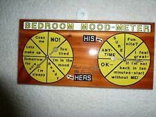 Bedroom Mood-Meter Adult Games