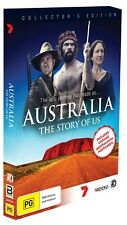 Australia: The Story Of Us Collector's Edition $27.99
