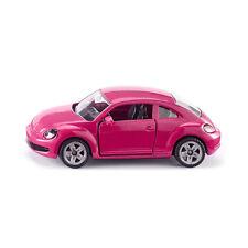 Siku 1488 la VW Beetle rose Maquette de voiture (Boursouflure) Nouveau! °