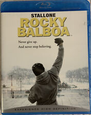 New ListingRocky Balboa: Blu-ray Disc, 2007