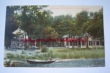 HAZELWOOD White Lake, Montague, Michigan vintage postcard, postmarked 1926