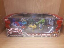 Transformers-batalla por el Allspark Figura Set-Robot Heroes Rotf Megatron