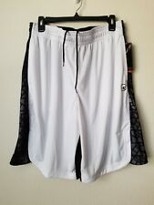 *** New Mens Basketball Shorts by And1.**Adjustable Elastic Waist. Size L.***