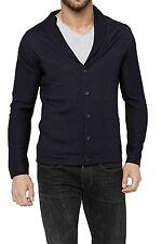 Herren-Pullover & -Strickware aus Mischwolle mit regular Länge und Knöpfen