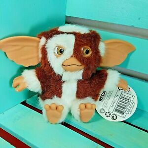 """NECA GREMLINS GIZMO PLUSH DOLL TOY SMILING FACE 6""""  NWT"""